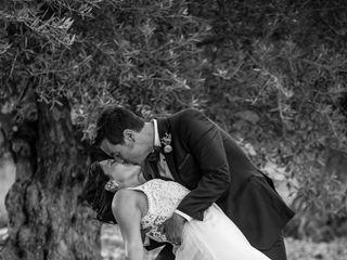La boda de Alba y Christian