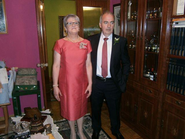 La boda de Oscar  y Vero  en El Fresno (Grado), Asturias 3