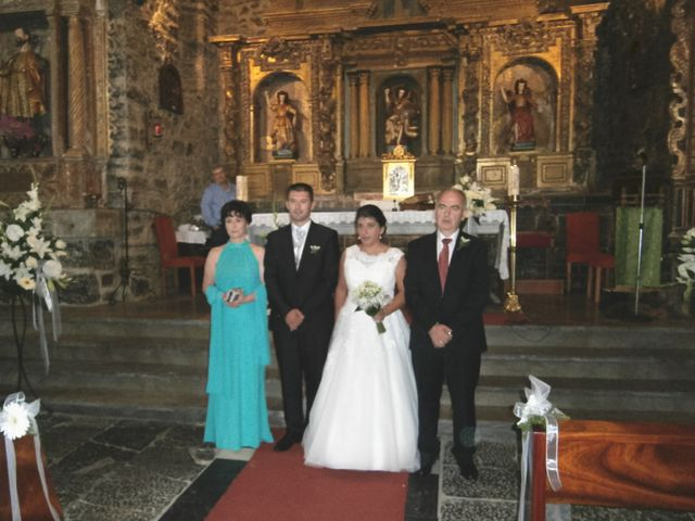 La boda de Oscar  y Vero  en El Fresno (Grado), Asturias 10