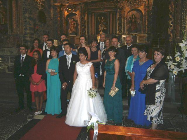La boda de Oscar  y Vero  en El Fresno (Grado), Asturias 11