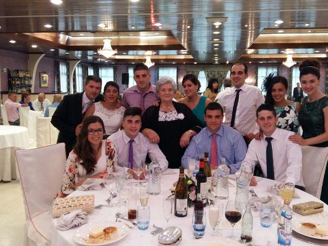 La boda de Oscar  y Vero  en El Fresno (Grado), Asturias 1