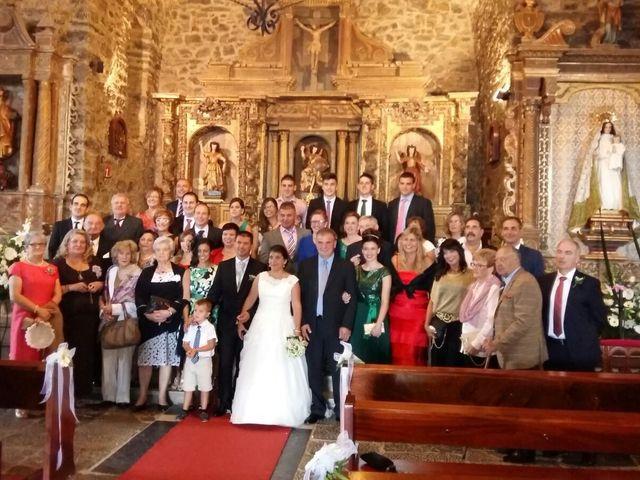 La boda de Oscar  y Vero  en El Fresno (Grado), Asturias 2