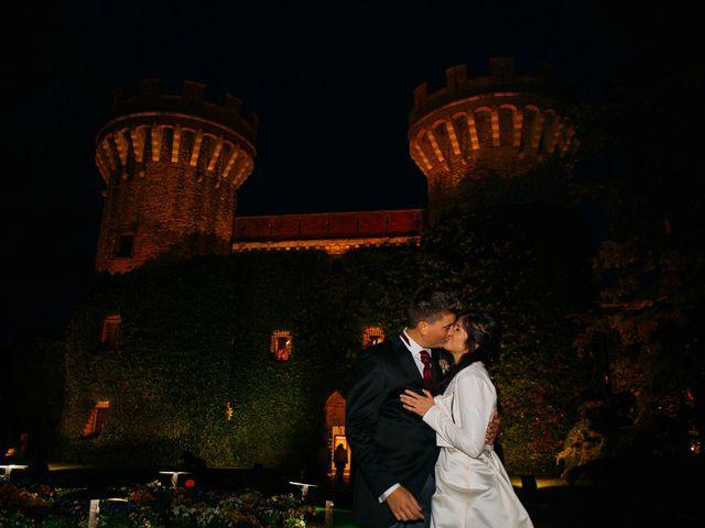 La boda de Silvia y Eric