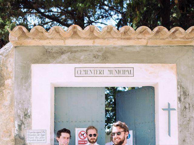 La boda de Simon y AnaÏs en Deià, Islas Baleares 4