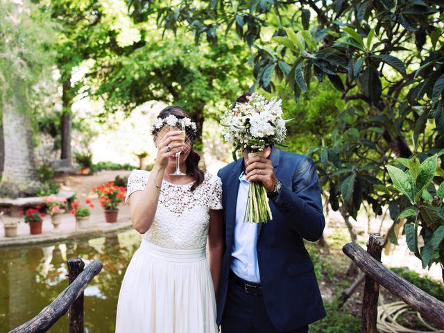 La boda de Simon y AnaÏs en Deià, Islas Baleares 13