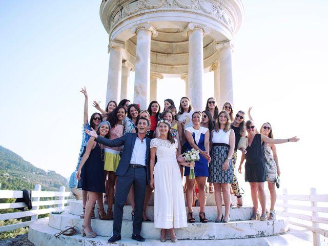 La boda de Simon y AnaÏs en Deià, Islas Baleares 17