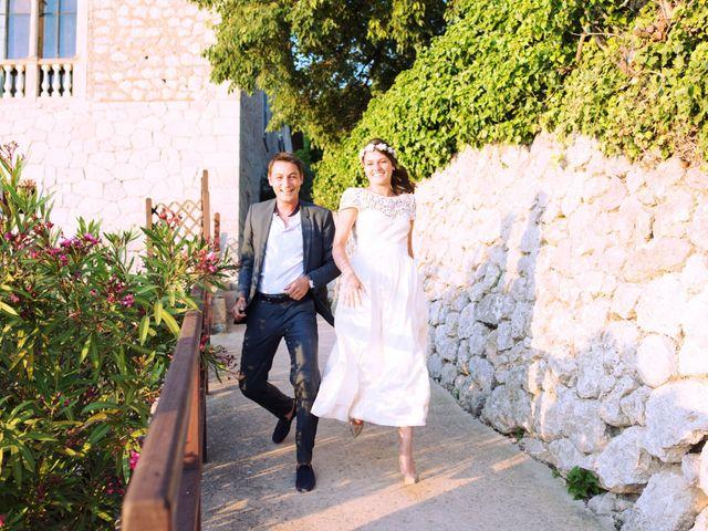 La boda de Simon y AnaÏs en Deià, Islas Baleares 19