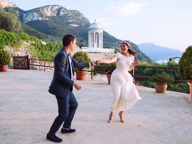 La boda de Simon y AnaÏs en Deià, Islas Baleares 20