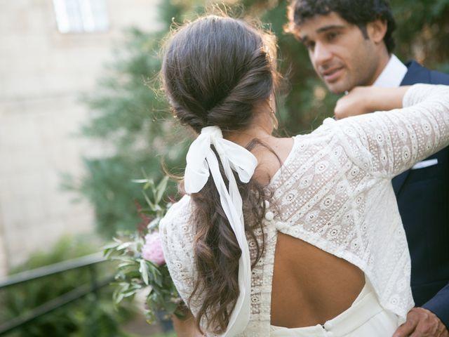 La boda de Auria y Fernando