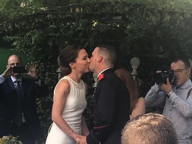 La boda de Jesus y Patri en Loeches, Madrid 1