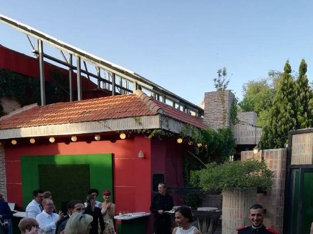 La boda de Jesus y Patri en Loeches, Madrid 2