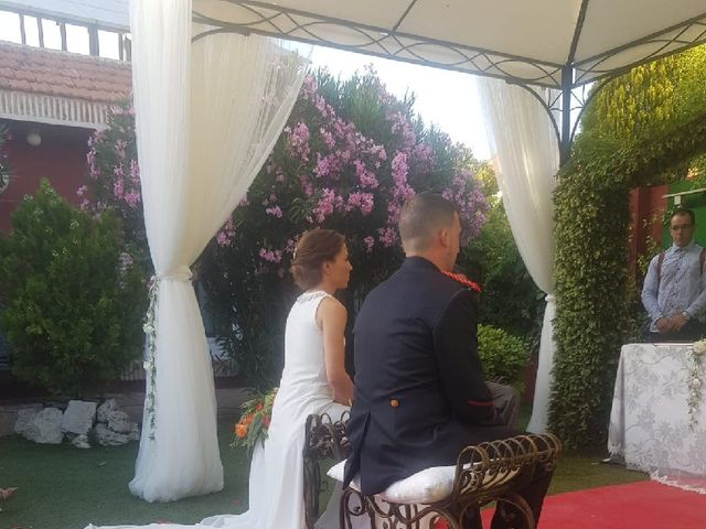 La boda de Jesus y Patri en Loeches, Madrid 5