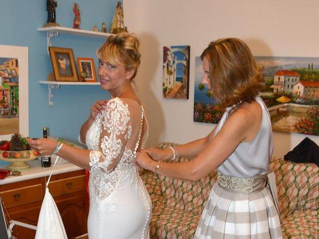 La boda de Alejandro y Marisa en Benidorm, Alicante 3