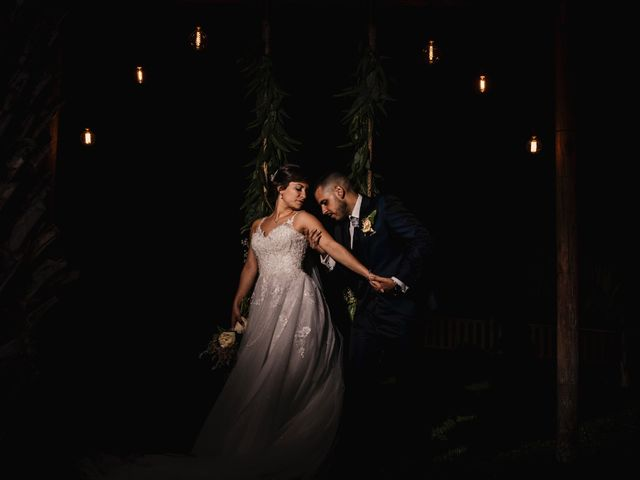 La boda de Samanta y Borja