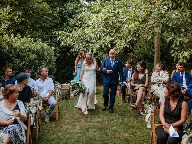 La boda de Jordi y Marina en La Pobla De Claramunt, Barcelona 19