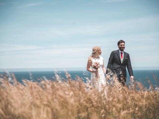 La boda de Haritz y Janire en Getxo, Vizcaya 7