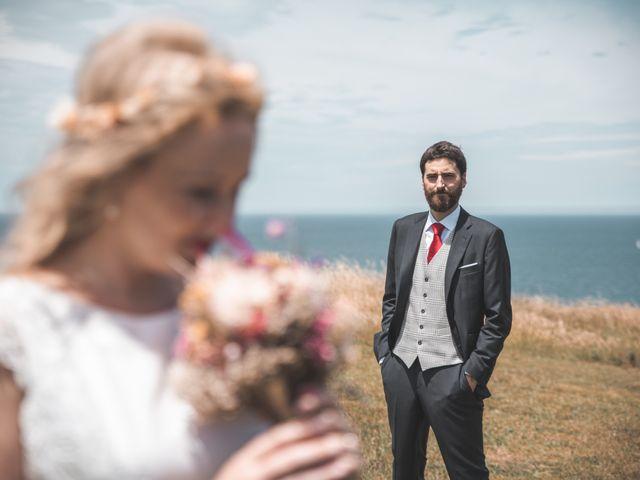 La boda de Haritz y Janire en Getxo, Vizcaya 8