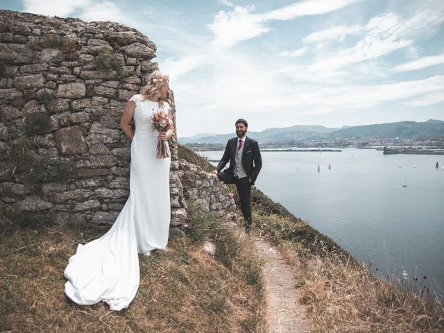 La boda de Janire y Haritz