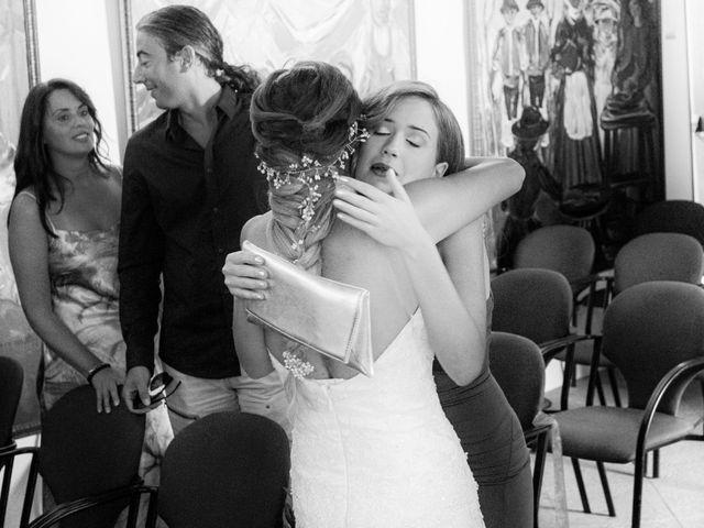 La boda de Jorge y Dácil en Villa De Arico, Santa Cruz de Tenerife 5