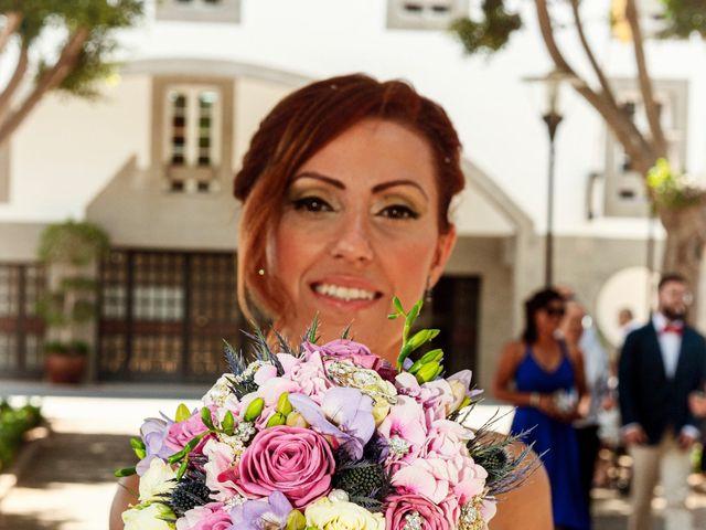 La boda de Jorge y Dácil en Villa De Arico, Santa Cruz de Tenerife 17