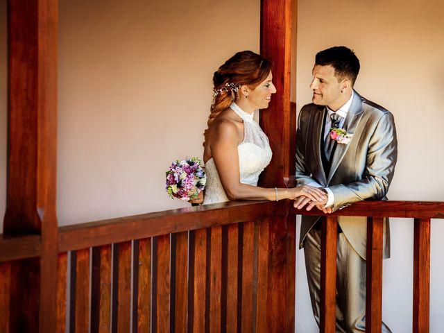 La boda de Jorge y Dácil en Villa De Arico, Santa Cruz de Tenerife 18