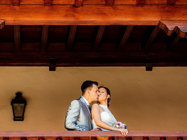 La boda de Jorge y Dácil en Villa De Arico, Santa Cruz de Tenerife 22