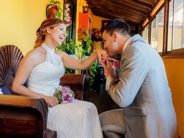 La boda de Jorge y Dácil en Villa De Arico, Santa Cruz de Tenerife 37