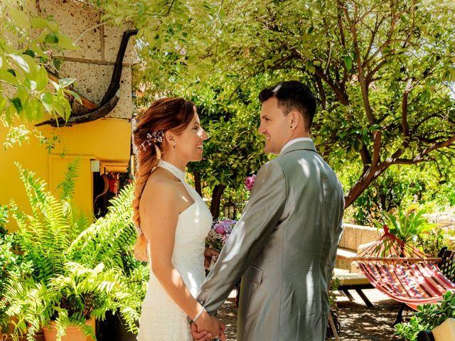 La boda de Jorge y Dácil en Villa De Arico, Santa Cruz de Tenerife 39