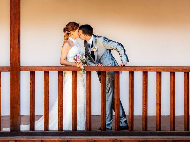 La boda de Jorge y Dácil en Villa De Arico, Santa Cruz de Tenerife 41