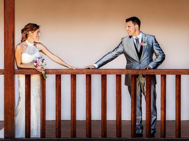 La boda de Jorge y Dácil en Villa De Arico, Santa Cruz de Tenerife 43