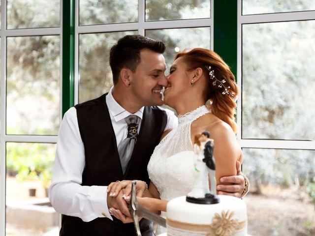 La boda de Jorge y Dácil en Villa De Arico, Santa Cruz de Tenerife 51