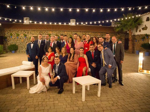 La boda de Iván y Inma en Villanueva Del Duque, Córdoba 1