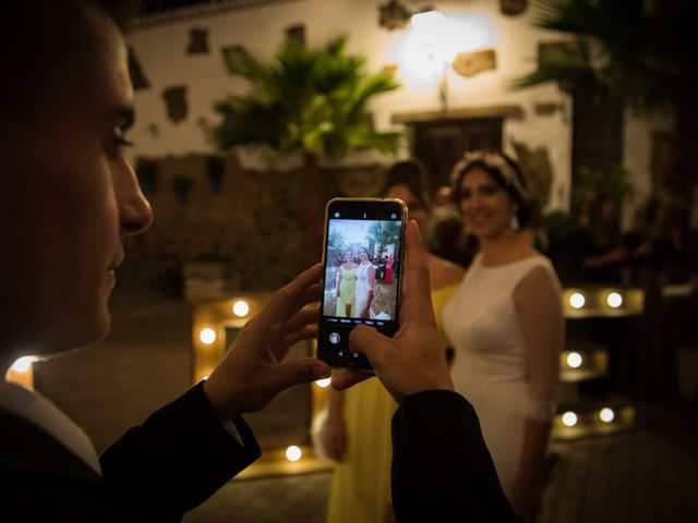 La boda de Iván y Inma en Villanueva Del Duque, Córdoba 4