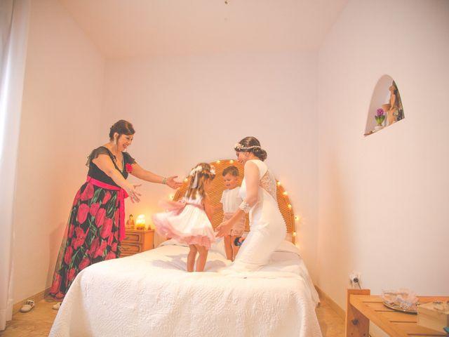 La boda de Iván y Inma en Villanueva Del Duque, Córdoba 35