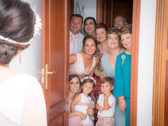 La boda de Iván y Inma en Villanueva Del Duque, Córdoba 38