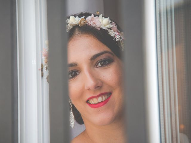 La boda de Iván y Inma en Villanueva Del Duque, Córdoba 43