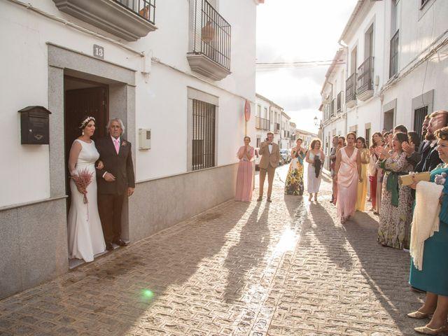 La boda de Iván y Inma en Villanueva Del Duque, Córdoba 44