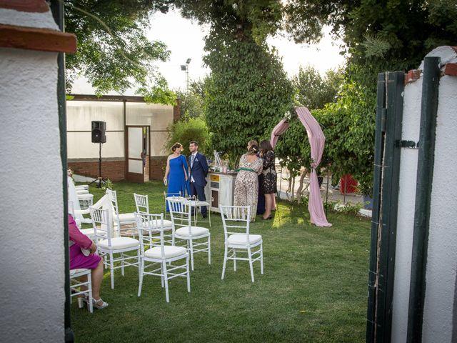 La boda de Iván y Inma en Villanueva Del Duque, Córdoba 45