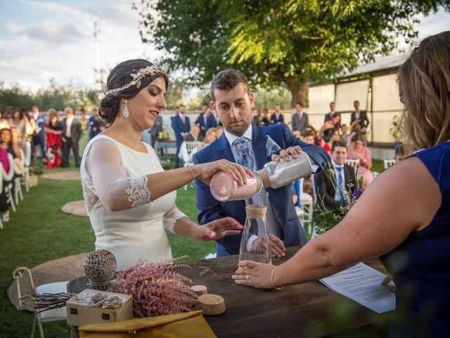 La boda de Iván y Inma en Villanueva Del Duque, Córdoba 52