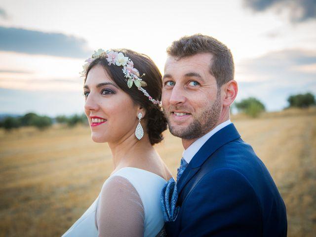 La boda de Iván y Inma en Villanueva Del Duque, Córdoba 59