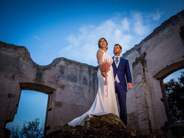 La boda de Iván y Inma en Villanueva Del Duque, Córdoba 62