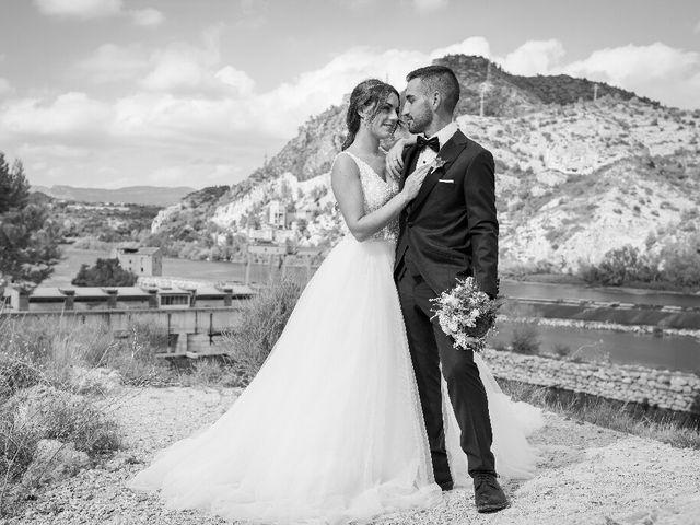 La boda de Joan y Arantxa en Teruel, Teruel 1