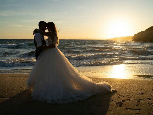 La boda de Arantxa y Joan