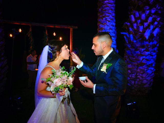 La boda de Borja y Samanta en Galdar, Las Palmas 16