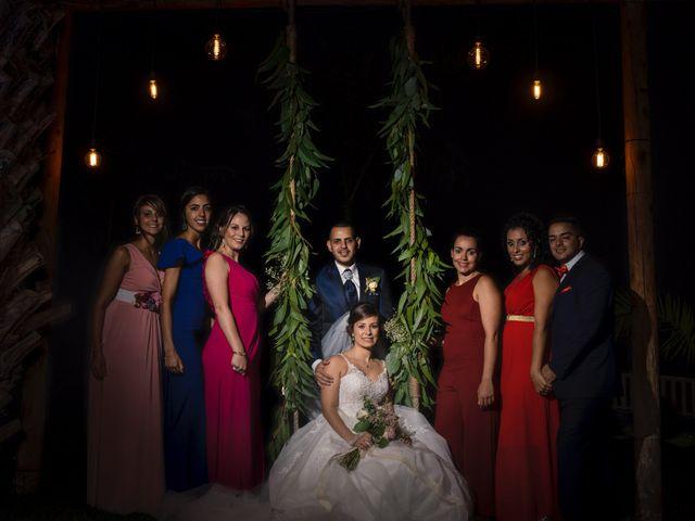 La boda de Borja y Samanta en Galdar, Las Palmas 17