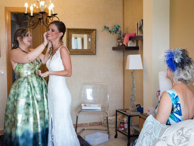 La boda de Jose y Irene en San Agustin De Guadalix, Madrid 9