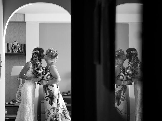 La boda de Jose y Irene en San Agustin De Guadalix, Madrid 10