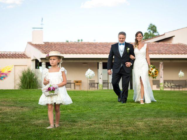 La boda de Jose y Irene en San Agustin De Guadalix, Madrid 14