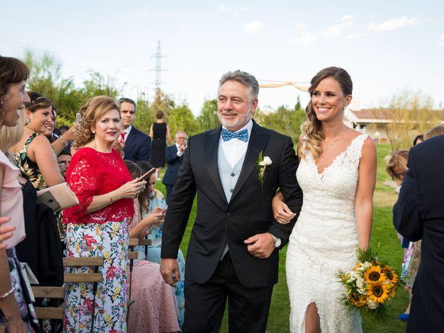 La boda de Jose y Irene en San Agustin De Guadalix, Madrid 16