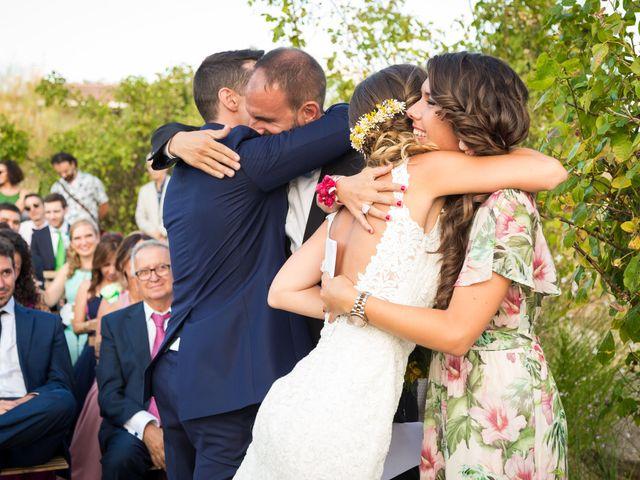 La boda de Jose y Irene en San Agustin De Guadalix, Madrid 18